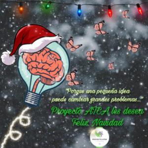 ATEA. Felicitación Navidad